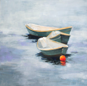 Dories 3 by Ellen Granter