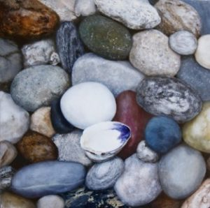 Rocky Shore 2 by Alex Dunwoodie